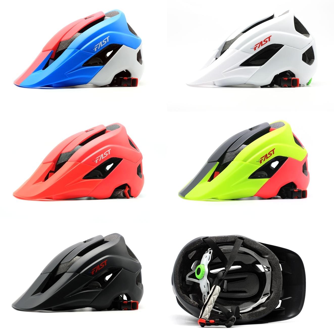 หมวกกันน็อคจักรยาน FAST รุ่น FM 1