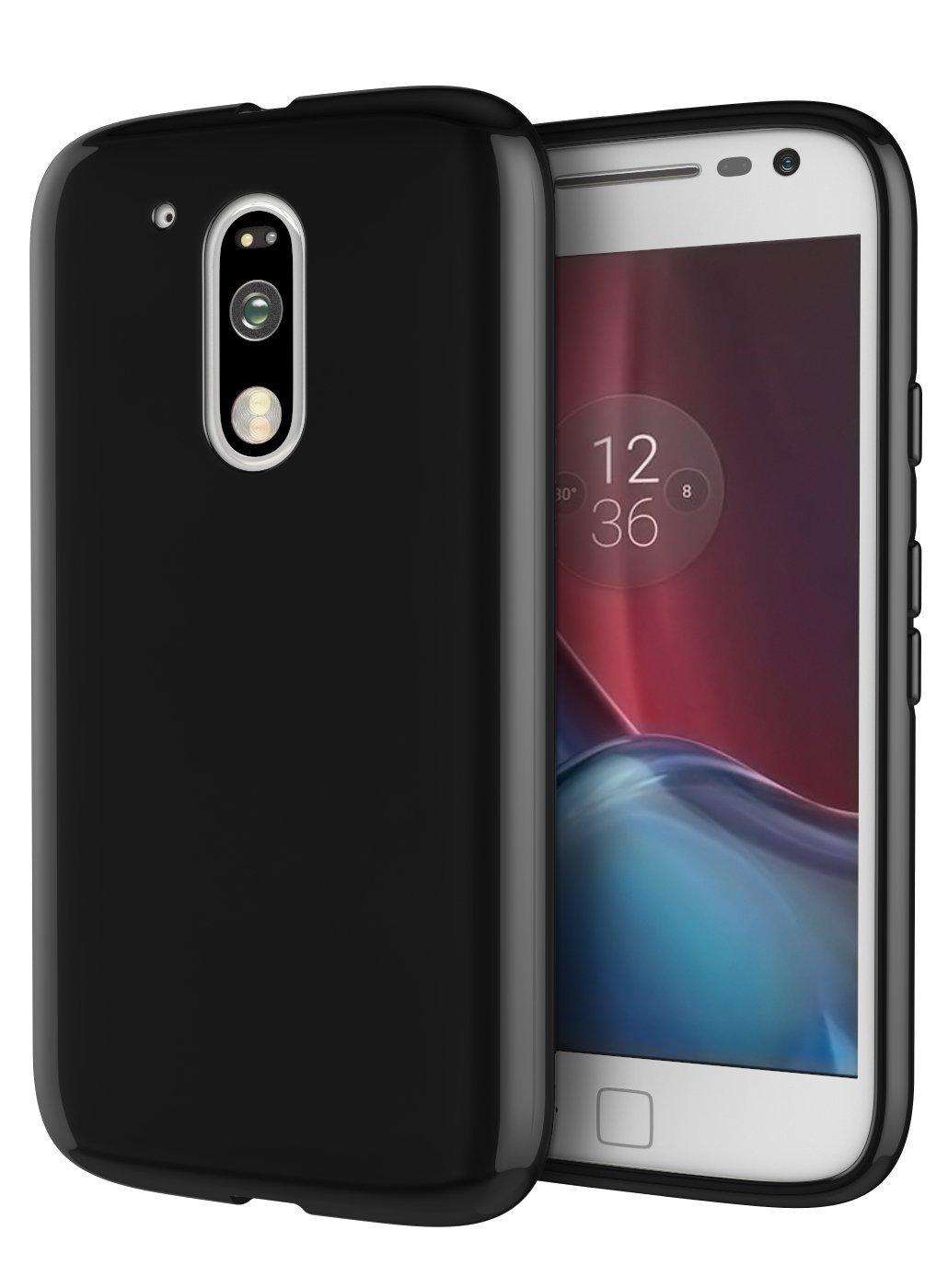 Moto G4 / G4 Plus Case Cimo [Grip] Premium Slim Protective Cover