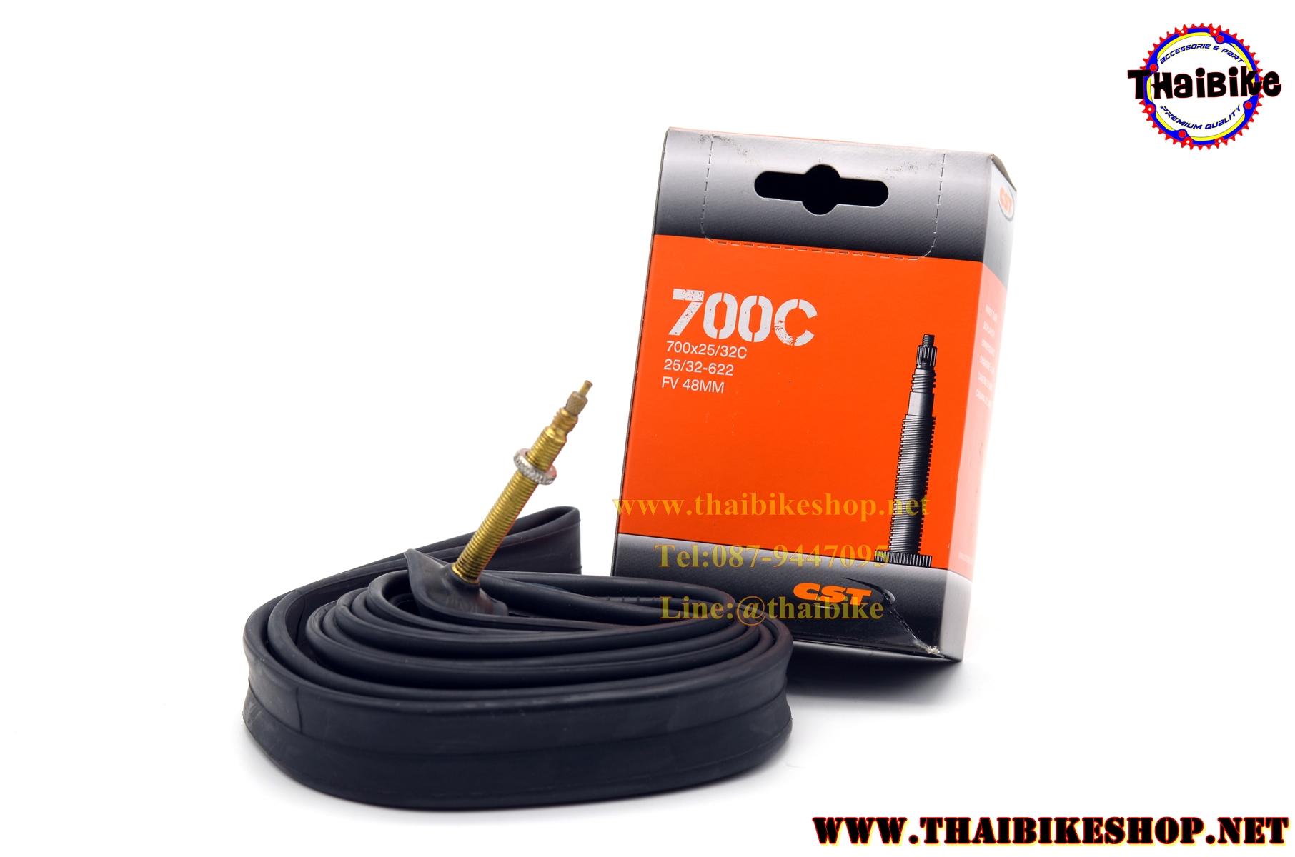 ยางใน CST 700 X 25/32-662 FV ( 48mm )
