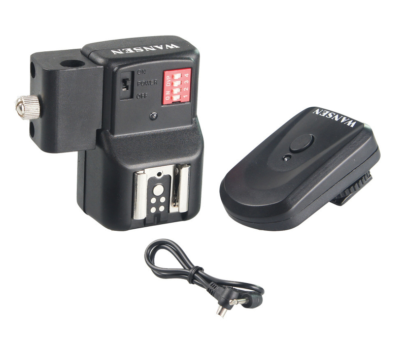 Wireless Flash Trigger 16 Channel PT-16NE
