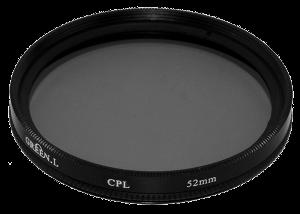 Filter CPL แบบธรรมดา หลายขนาด