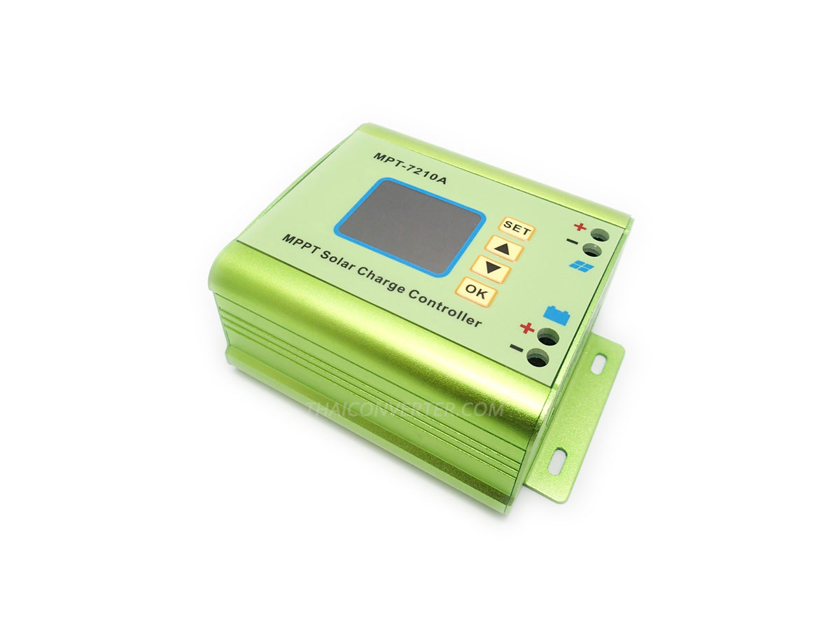 MPPT Boost Charger 12-60V to 15-90V 10A