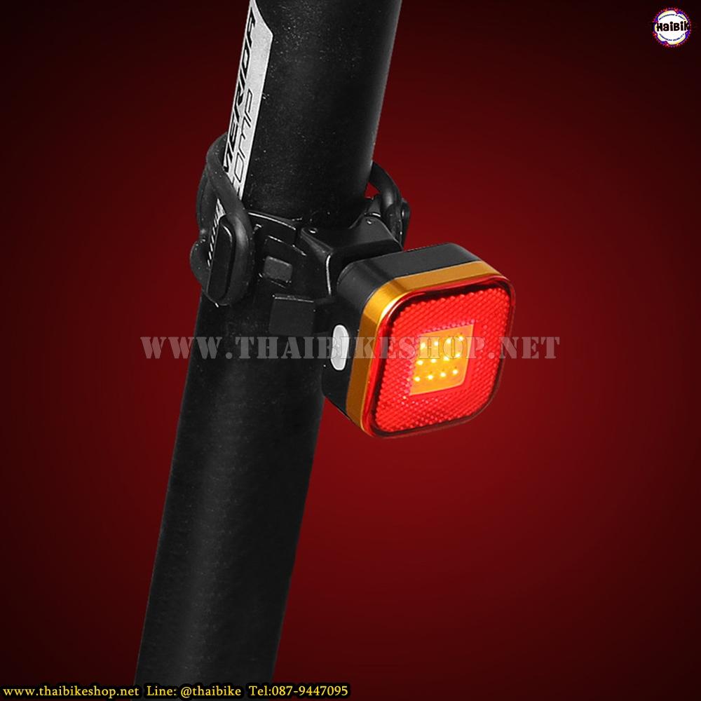 ไฟท้ายชาร์จ USB RAYPAL RPL-2287