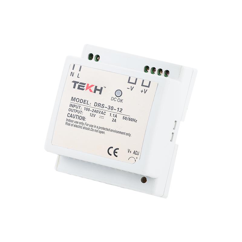 TEKH™ หม้อแปลง สวิทชิ่ง แบบยึดราง DIN 12V 2A 24W