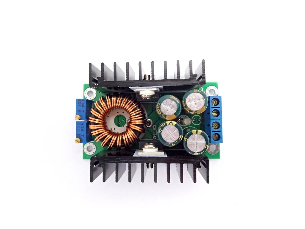 CC/CV DC Step-Down [7-32V to 1.25-28V] 0-8A 150W