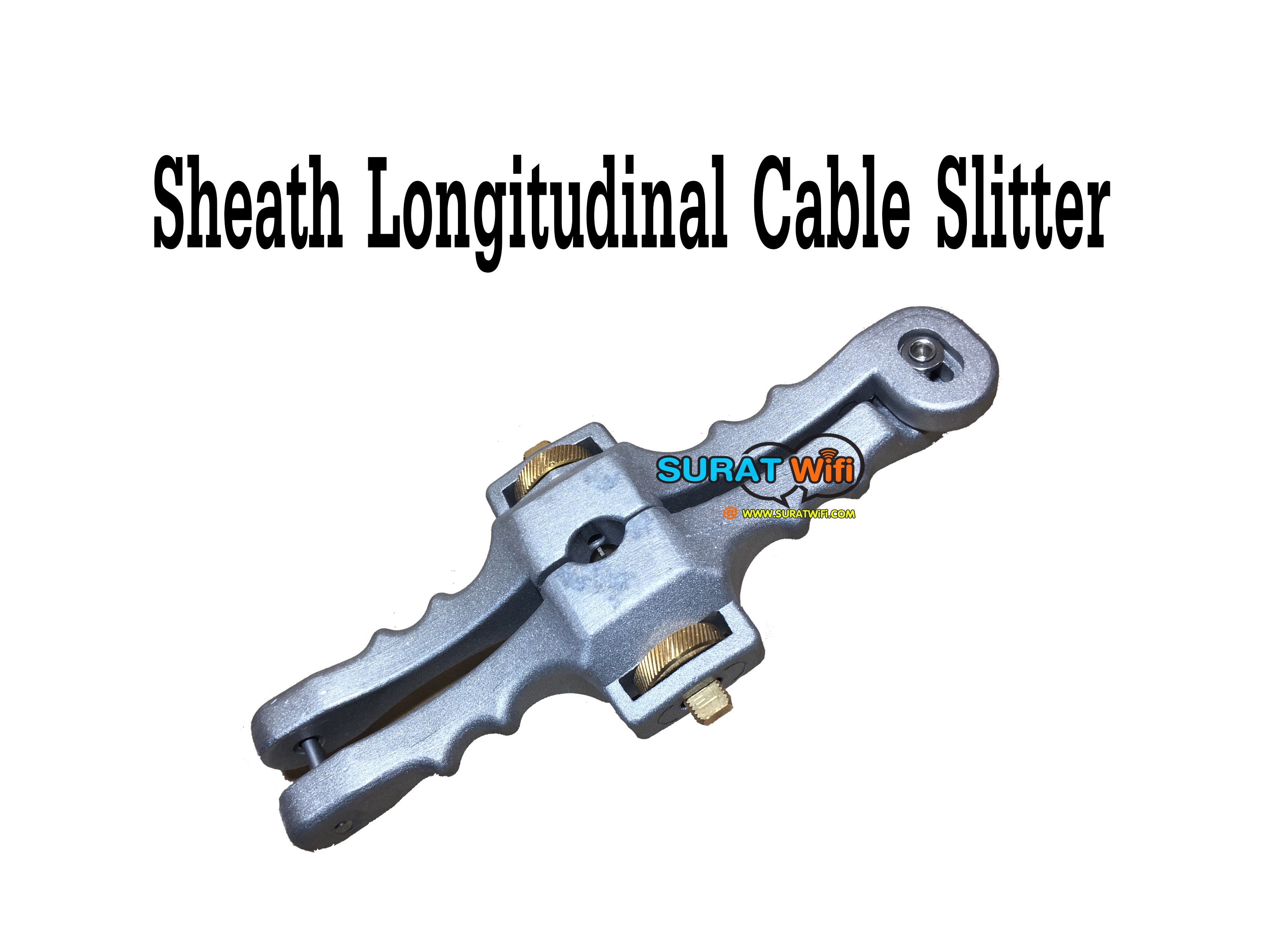 Sheath Longitudinal Cable Slitter