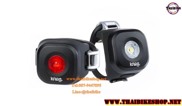 KNOG ชุดไฟหน้า/ไฟท้าย รุ่นไบเดอร์มินิดอต MINI DOT