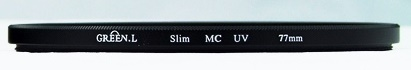 Filter Slim MC UV Protector Filter ขอบบาง ป้องกันหน้าเลนส์ หลายขนาด