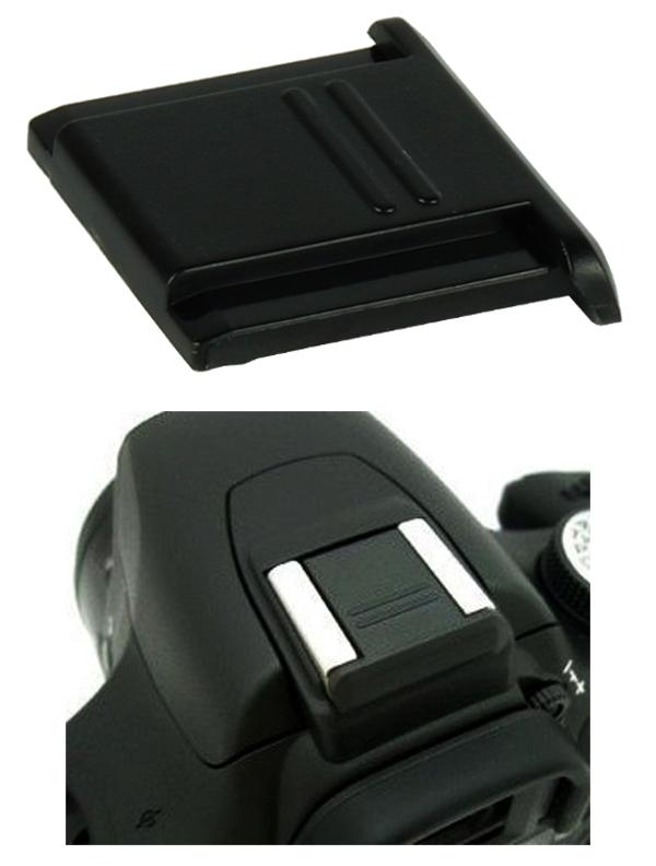 Hot Shoe Cover ที่ปิดฮอทชู ช่องเสียบแฟลช Canon Nikon Olympus Panasonic Sony