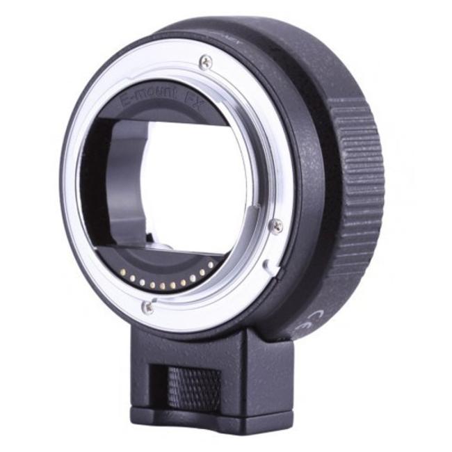 Auto Focus EF-NEX II Lens Mount Adapter Canon EF/EFs Lens to Sony E Mount Camera รองรับ Full Frame Sony A7