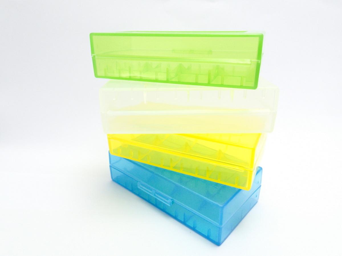 กล่องเก็บแบตเตอรี่ 18650 แบบ 2 ก้อน