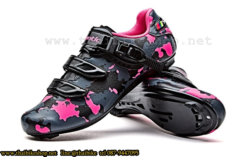รองเท้าเสือหมอบ SANTIC รุ่น WMS17004