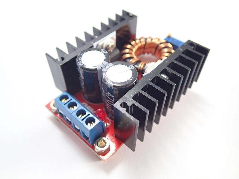 High Voltage DC Step-Up [10-32V to 36-60V] 5A 120W
