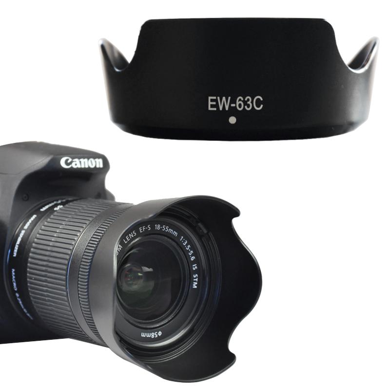 Canon Lens Hood EW-63C for EF-S 18-55 STM