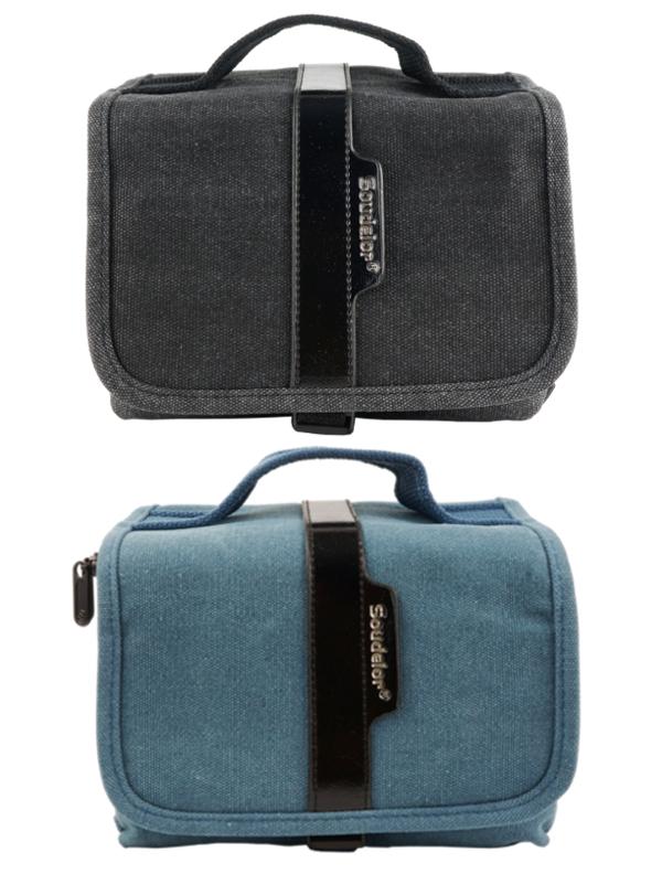 Soudelor กระเป๋ากล้อง แบบสะพายข้าง Camera Shoulder Bag รุ่น HK2001