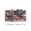 USB Step-Down 6-24V to 5V 3A
