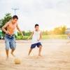 การกีฬาสามารถนำมาใช้ออกกำลังกายได้อีกด้วย