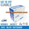 สายแลน Link US-9045 Cat5e Outdoor ตัดแบ่งขาย