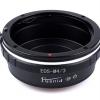 EOS-M4/3 Mount Adapter Canon EOS EF EFs Lens to Olympus Panasonic MFT Micro 4/3 Camera
