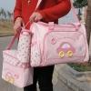 กระเป๋าสีชมพู (เซท 3 ใบ)