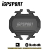 iGPSPORT C61 Wireless Ant+ Bluetooth 4.0 Cycling Cadence Sensor(รอบขา)