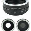 EOS-NEX Lens Mount Adapter with Aperture ปรับรูรับแสงได้ในตัว