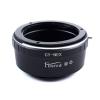 CY-NEX Adapter Contax Yashica Mount Lens to Sony NEX E FE Mount Camera