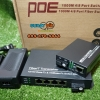 Fiber POE48V Switch 4Port LAN