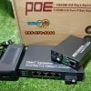 Fiber POE48V Switch 4Port LAN