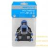คลิ๊ปติดพื้นรองเท้า Cleat Sets บันใดเสือหมอบ, SM-SH12, สีฟ้า SHIMANO