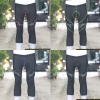 กางเกงขาสามส่วนลาย RAPHA