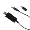 USB step-up stick 9V/1A 12V/0.8A
