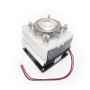 40mm LED Heat sink with Lens Kit [60°]