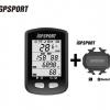 ไมล์ IGPSPORT ANT+ GPS IGS10 พร้อมวัดรอบขา C61