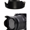 Nikon Lens Hood เทียบเท่า HB-45 II ทรงกลีบดอกไม้ for NIKKOR 18-55mm f/3.5-5.6G