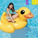 Intex Yellow Duck Ride-on แพยางเป็ด
