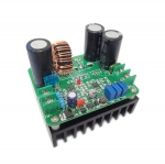 High Voltage DC Boost Converter 12-90V to 12-120V CC/CV 10A 900W