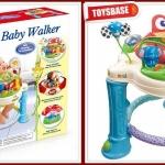 รถหัดเดิน ของ Baby Walker