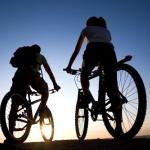 ปั่นจักรยานออกกำลังกาย