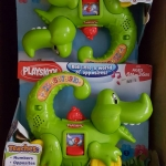 Playskool Learnimals Chompin' Opposites Gatoriffic Toy ของเล่นเด็ก