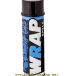 WRAP SPRAY (สเปรย์จารบี หล่อลื่นโซ่จักรยาน) 600 ml.