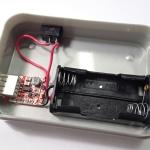 DIY สร้างที่สำรองชาร์ตไฟ USB แบบพกพา (Power Bank)