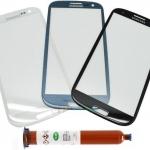 กระจกหน้าจอสำหรับ Samsung Galaxy S3 (I-9300)