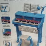 ชุดเปียโนพร้อมไมค์ ชาร์ทไฟบ้านได้ Electronic Organ