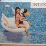 """แพหงส์ ขนาด1.30m×1.02m×99cm by""""INTEX""""🏊MNL"""