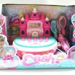ชุดแคชเชียร์ตั้งโต๊ะ Castle princess