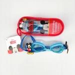 แว่นว่ายน้ำสำหรับเด็ก ลาย Mickey
