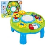 โต๊ะกิจกรรม Musical learning table