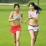 มือใหม่ออกกำลังกายด้วยการวิ่ง