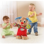 Fisher-Price Laugh & Learn Dance and Play Puppy ตูบแดนซ์